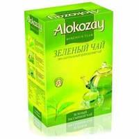 Чай зеленый листовой Alokozay 250 г