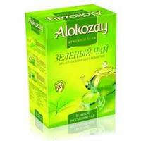 Чай зеленый листовой Alokozay 100 г