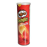Pringles картофельные чипсы в ассртименте 165 гр