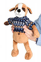 Мягкая игрушка Soft Toy Собачка 25см