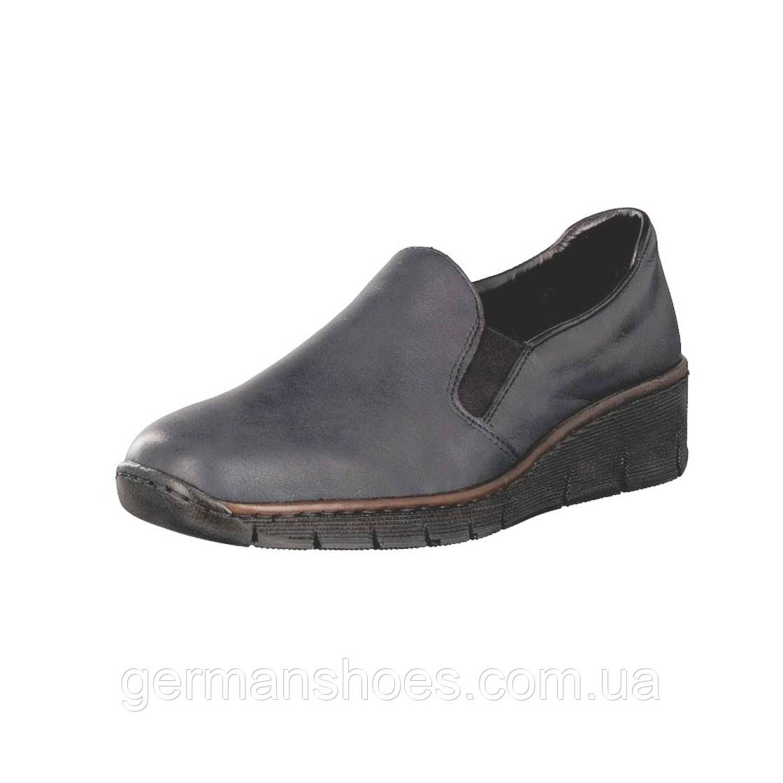 Туфли женские Rieker 53766-16