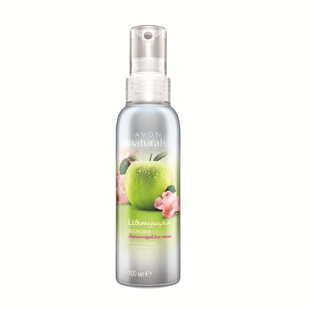 Лосьйон-спрей для тіла «Квітуча яблуня» (100 мл)