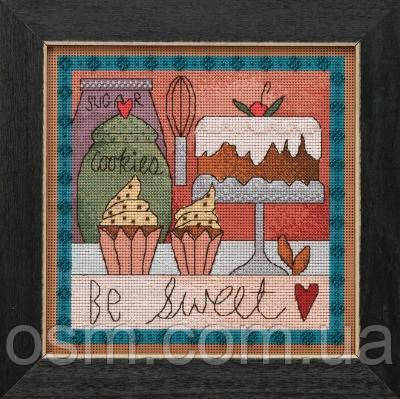 Набор для вышивки Be Sweet Mill Hill