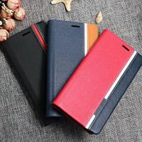 Чехол книжка для Leagoo M8 и M8 Pro от фирмы RedLine / Стекло / Боковой флип чехол, фото 1
