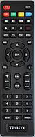Пульт от тюнера эфирного цифрового телевидения T2 BOX-302 ID