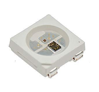 Светодиод SMD RGB WS2812B SMD 5050 Neopixel с пиксельной адресацией