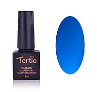 Гель-лак Tertio 7 мл № 020 ярко-синий