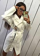 Женское модное кашемировое пальто София