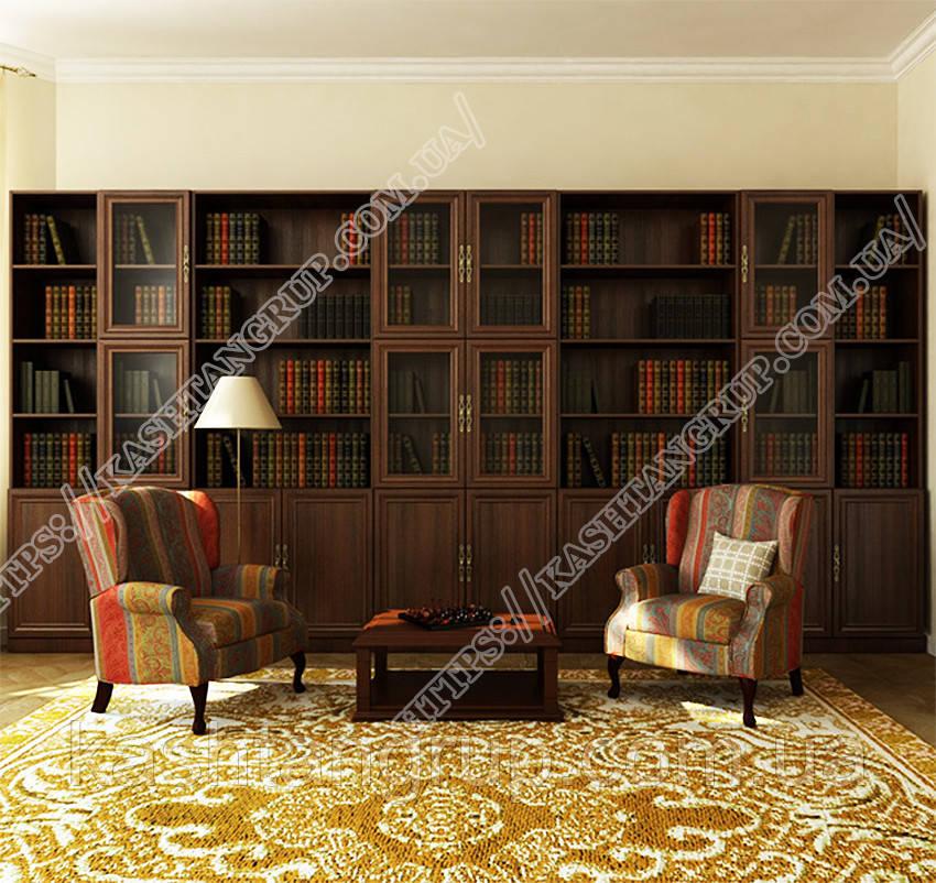 Книжный шкаф 0004