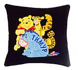Подушка детская сувенирная с вышивкой пони, фото 2