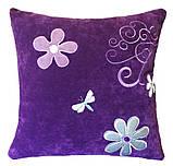 Подушка детская сувенирная с вышивкой Хот Вилс, фото 6