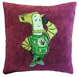 Подушка детская сувенирная с вышивкой Хот Вилс, фото 8