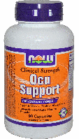 Окью Саппорт, Now Foods, Clinical Strength Ocu Support, 90 Caps
