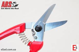 Секатор ARS 140DX-R типа ножницы красный - АРС 140DX-R, фото 3