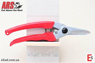 Секатор ARS 140DX-R типа ножницы красный - АРС 140DX-R, фото 2