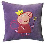 Подушка детская сувенирная с вышивкой Фиксики, фото 5