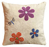 Подушка детская сувенирная с вышивкой Фиксики, фото 9