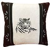 Сувенірна подушка з вишивкою знака Зодіаку, фото 2