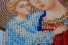 """Набор для вышивания бисером икона """"Богородица Взыскание Погибших"""", фото 2"""