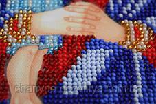 """Набор для вышивания бисером икона """"Богородица Взыскание Погибших"""", фото 3"""
