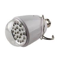 Светодиодная лампа с аккумулятором E27 5W 22LED