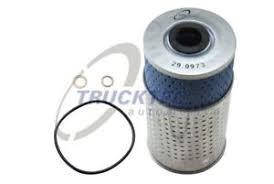 Фильтр масляный MB OM601-602