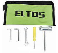 Мотокоса Eltos БГ-3900 (3 ножа+ 1 леска), фото 3
