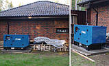 Монтаж дизельных генераторов , фото 5