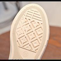 Кроссовки детские утепленные из PU замша 26-36 рр., фото 2