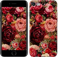 """Чехол на iPhone 7 Цветущие розы """"2701c-336-15248"""""""