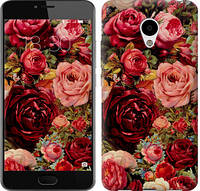 """Чехол на Meizu M3 Цветущие розы """"2701c-272-15248"""""""