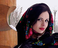 Что носят украиночки зимой?