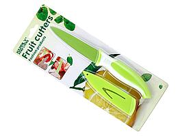Нож кухонный для очистки овощей и фруктов НК-2 (зеленыи?)