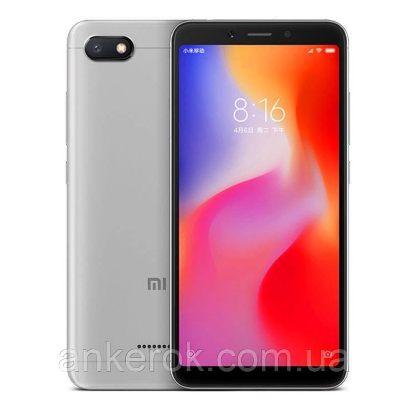 Смартфон Xiaomi Redmi 6A 2/32Gb Global (Dark Grey)