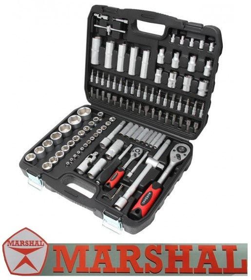 Набор инструментов 108 ед Marshal MT-4108