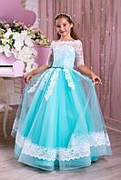 Платье выпускное детское нарядное для девочки 1089, фото 1