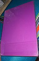 Набор фоамирана цвет сиреневый, размер А4, толщина 2 мм