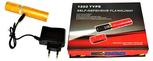 Электрошокер Помада 1202 , фото 2