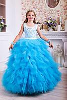 Платье выпускное детское нарядное для девочки 1084, фото 1