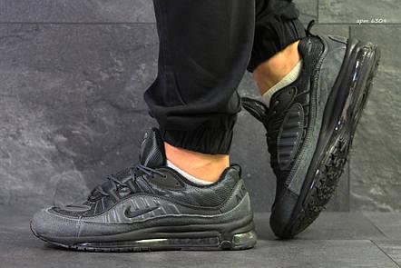 Кроссовки мужские Nike  97,демисезонные,серые 44р, фото 2