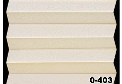 Жалюзі плісе bianca 0-403