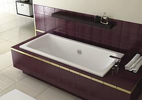 Ванна акриловая прямоугольная Aquaform Linea 160х80х48