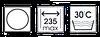 Жалюзі плісе mambo 1-772, фото 2
