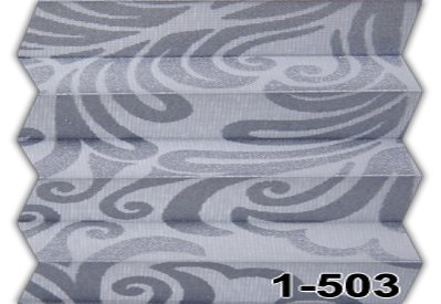 Жалюзі плісе oriental metallic 1-503