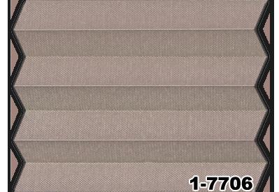 Жалюзі плісе samba pearl 1-7706