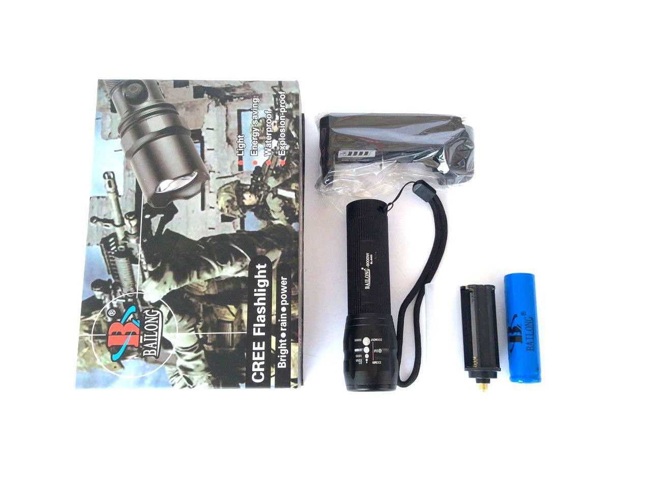 Фонарик Police 8400 Q5