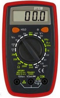 Мультиметр универсальный DT33B, фото 2