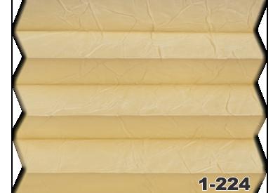 Жалюзі плісе twist pearl 1-224