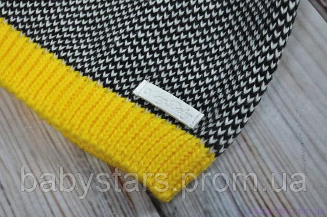 модные вязаные шапочки