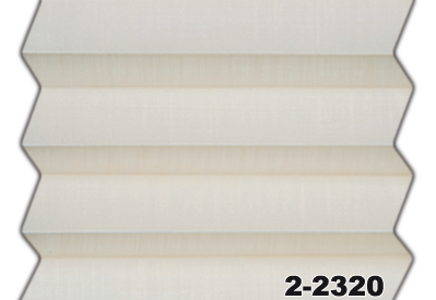 Жалюзі плісе calypso 2-2320
